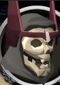 Azzanadra (skeletal) chathead