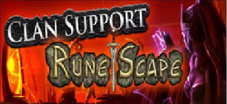 Clan Support Banner