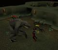 Dagannoth mother fight (Blood Runs Deep).png