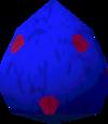 Easter egg (2007 Easter event, blue) detail