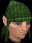 Farmer Blinkin chathead