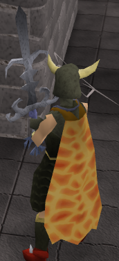Fire cape speler