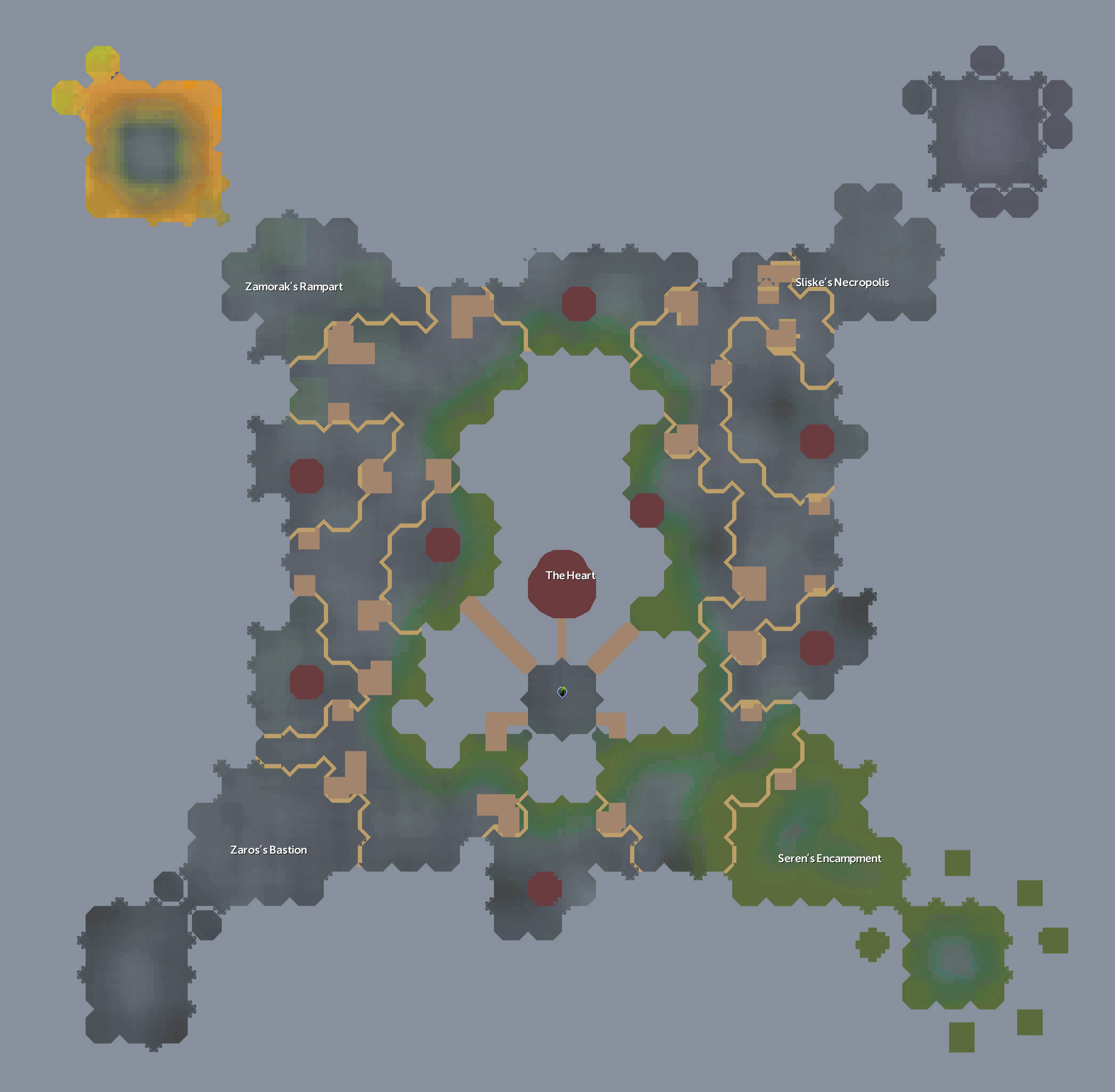 High Quality Heart Of Gielinor Map.png