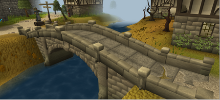 Lumbridge River Lum old
