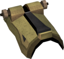 Royale cannon furnace detail