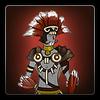 Samba outfit icon (male)