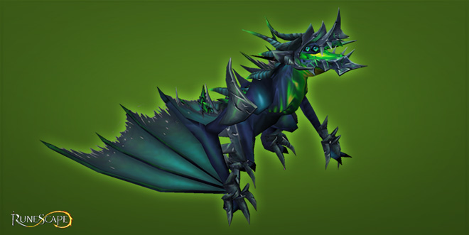 Shadow drake concept art