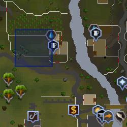 Sheep (black) location