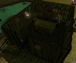 Alice's Farming Shop interior