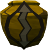 Cracked runecrafting urn (unf) detail