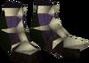 Dragonbone boots detail
