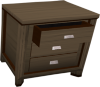 Drawers (Opened)