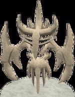 Estátua Glacor
