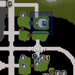 Localização Lady Meilyr