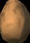 Pickled egg detail