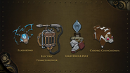 RuneFest 2015 - Invention item examples
