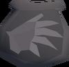 Sp. coraxatrice pouch(u) detail