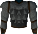 Werewolf torso (grey, female)