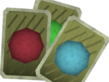Fate cards