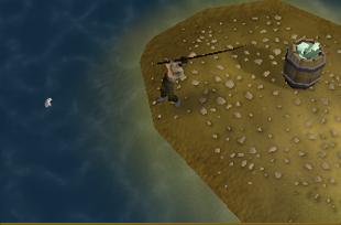 Fishing flingers ingame