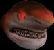 Fury shark head chathead