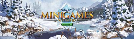 Minigame Winter Weekend head banner