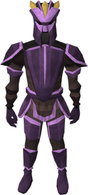 Novite plate armour set (lg) (male) equipped