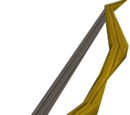 Oak shortbow