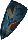 Rune shield (h5) detail
