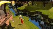 Runescape water shader