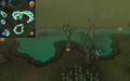 Scan clue Haunted Woods south-east of Fenkenstrain's Castle.png