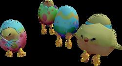 Eggos pet