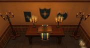 Ingram's altar