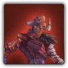 Lesser demonflesh armour icon (male)