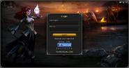 Login server Signature Heroes