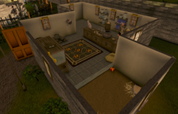 Pet Shop (Yanille) interior