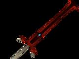 Espada de duas mãos do dragão