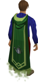 Farming master cape equipped