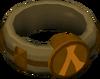Firemaking ring detail