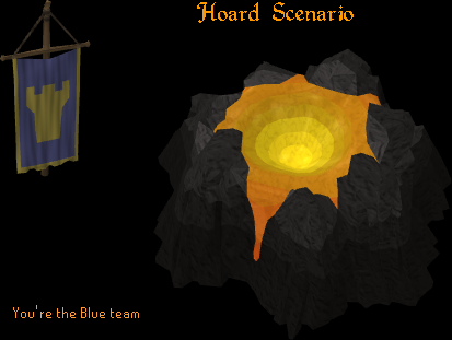 Hoard scenario