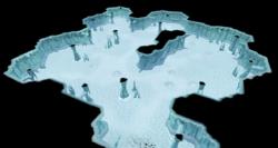 Ice strykewyrm cave