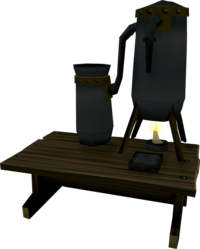 Lamp oil still (Rimmington)