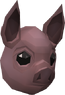 Pigzilla piglet detail