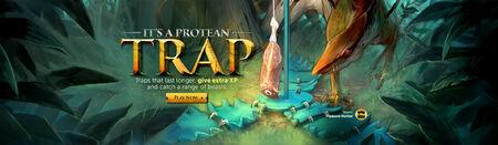 Protean Traps head banner
