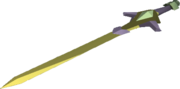 Zephyrium longsword detailed
