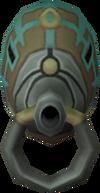 Akkorokamui orokami mask detail