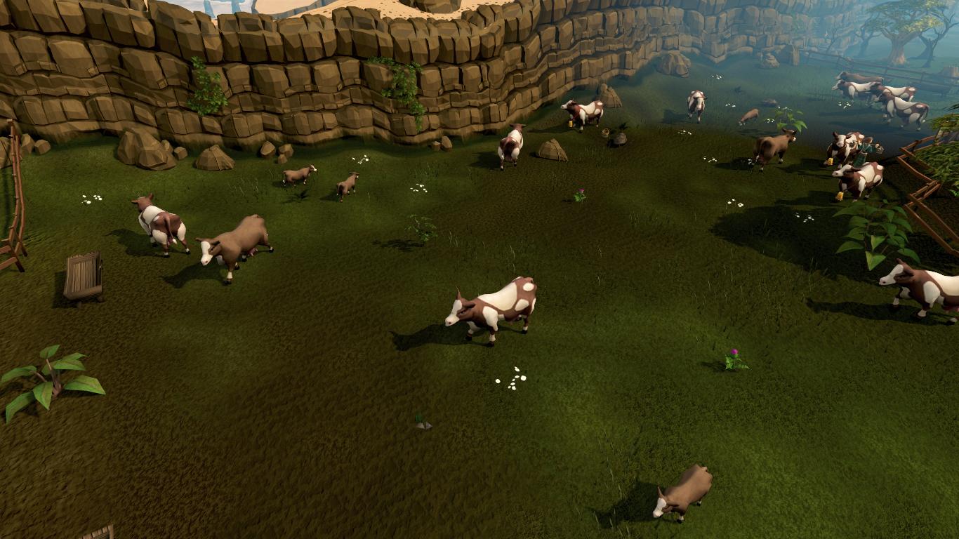 lumbridge cow field