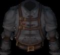 Ghost hunter body detail