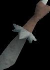 Off-hand dagger (class 3) detail