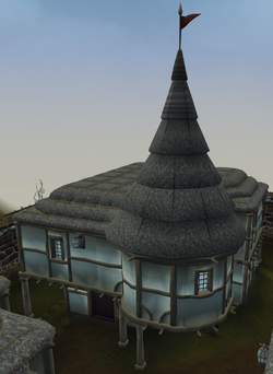 West Ardougne General Store exterior